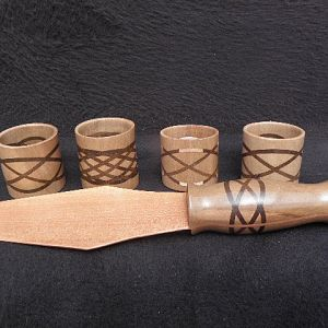 Celtic Knot Utensils