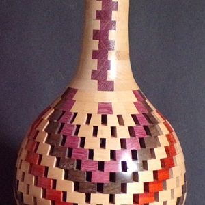 open segmented lamp