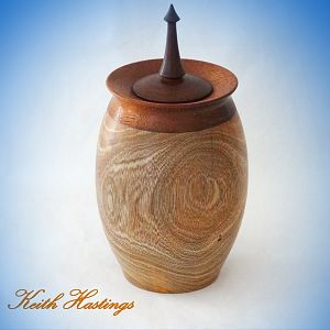 Lidded Hollow Form