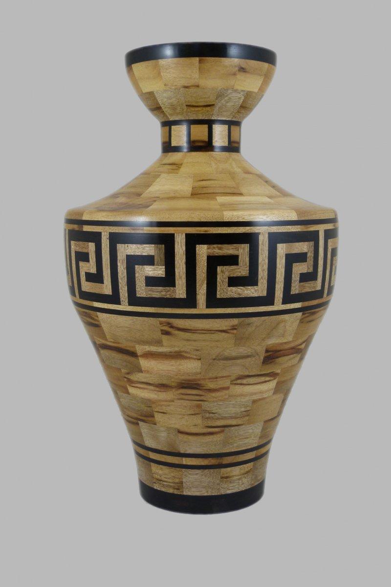 Greek key vase woodturner pro greek key vase reviewsmspy